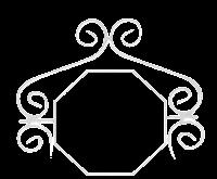 Plaquinha cute branca metal - Criação Blog PNG-Free