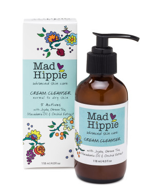 Review mad hippie cream cleanser madhippie creamcleanser mad hippie cream cleanser is described as a blissfully hydrating cleanser that softens and smoothes the skin it contains a good amount of organic malvernweather