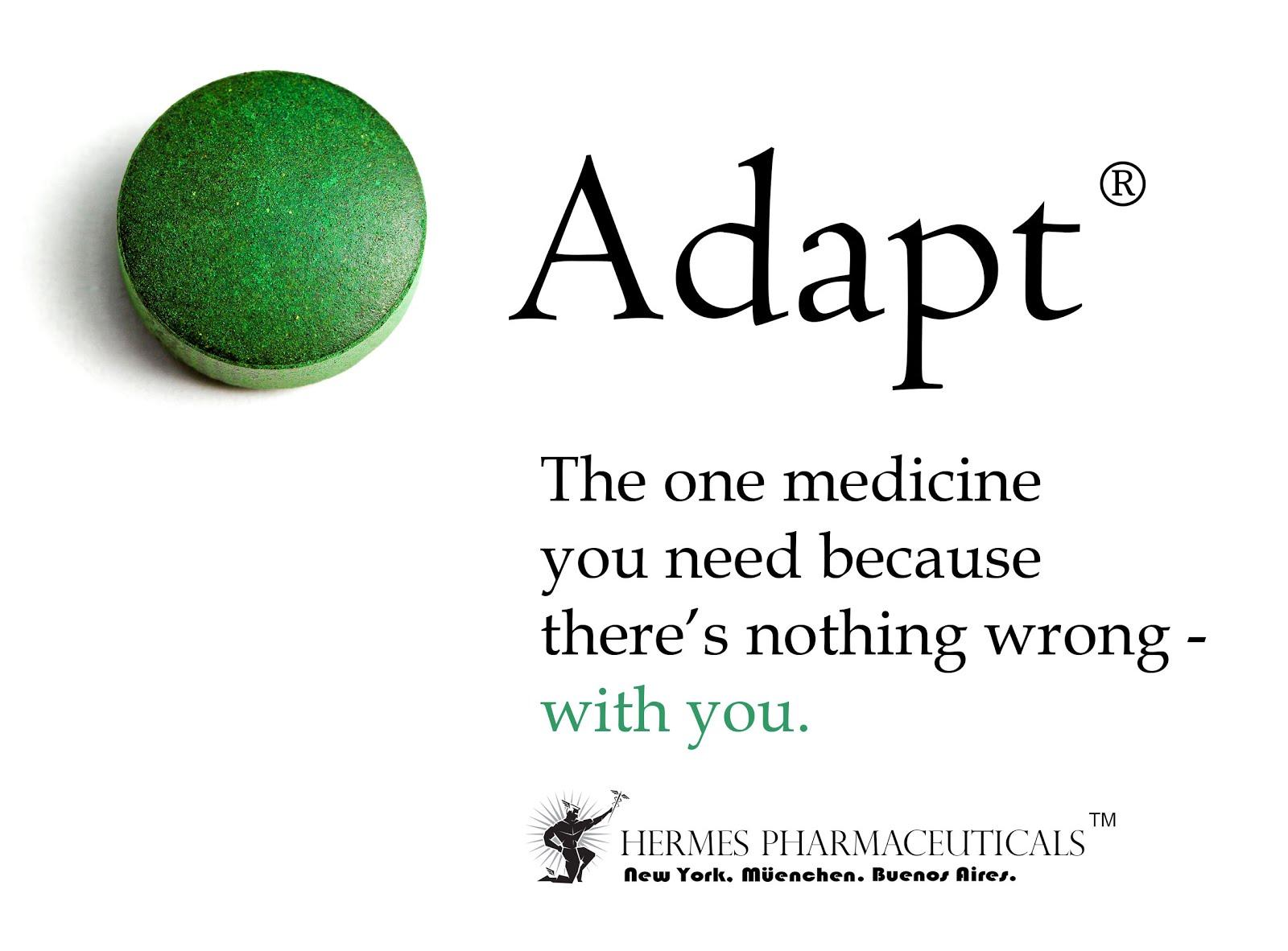 Proud sponsor of Adapt