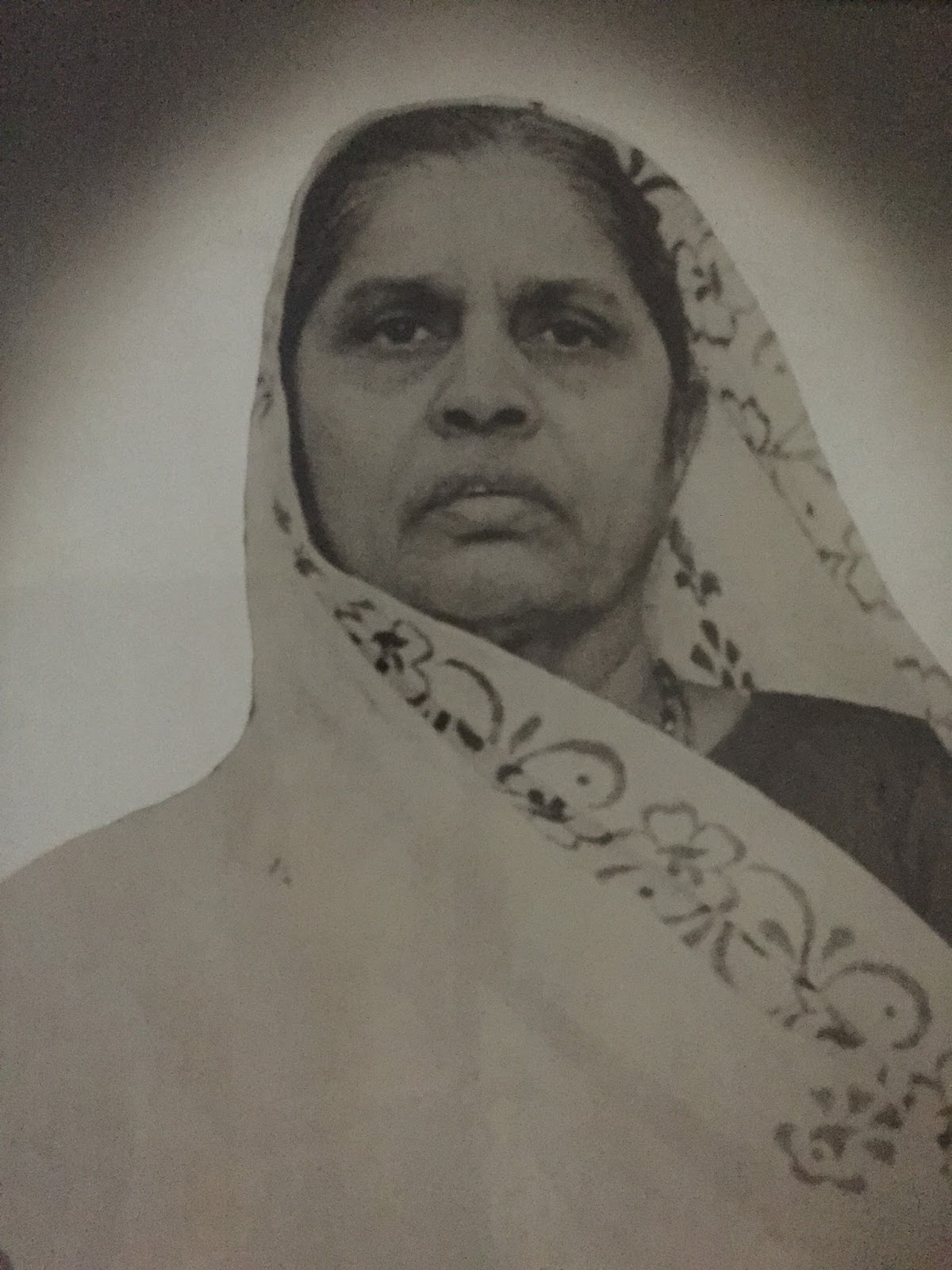 My grandmother Kapila Dalal