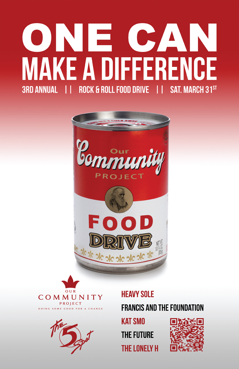 Pin Canned Food Drive Slogans on Pinterest