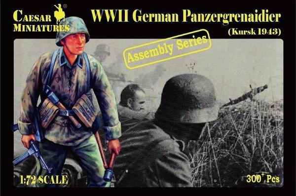 Caesar Miniaturen (1:72/ Assembly Serie) Panzergrenadier+Set_04