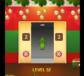 100 floors floor 52 game answer