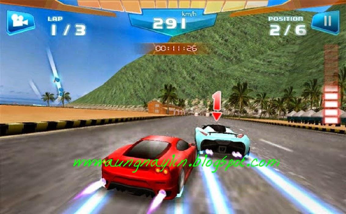 игры онлайн гонки 3д