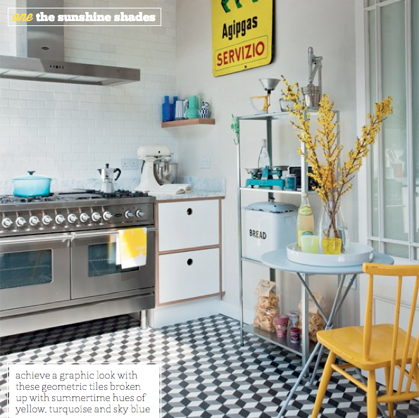 three ways to a bold bright kitchen bright bazaar by will taylor