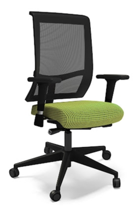 Mayline Mesh Commute Chair
