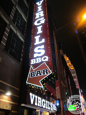 Image of Virgil&#39;s Real BBQ Restaurant in Times Square, NYC, New York