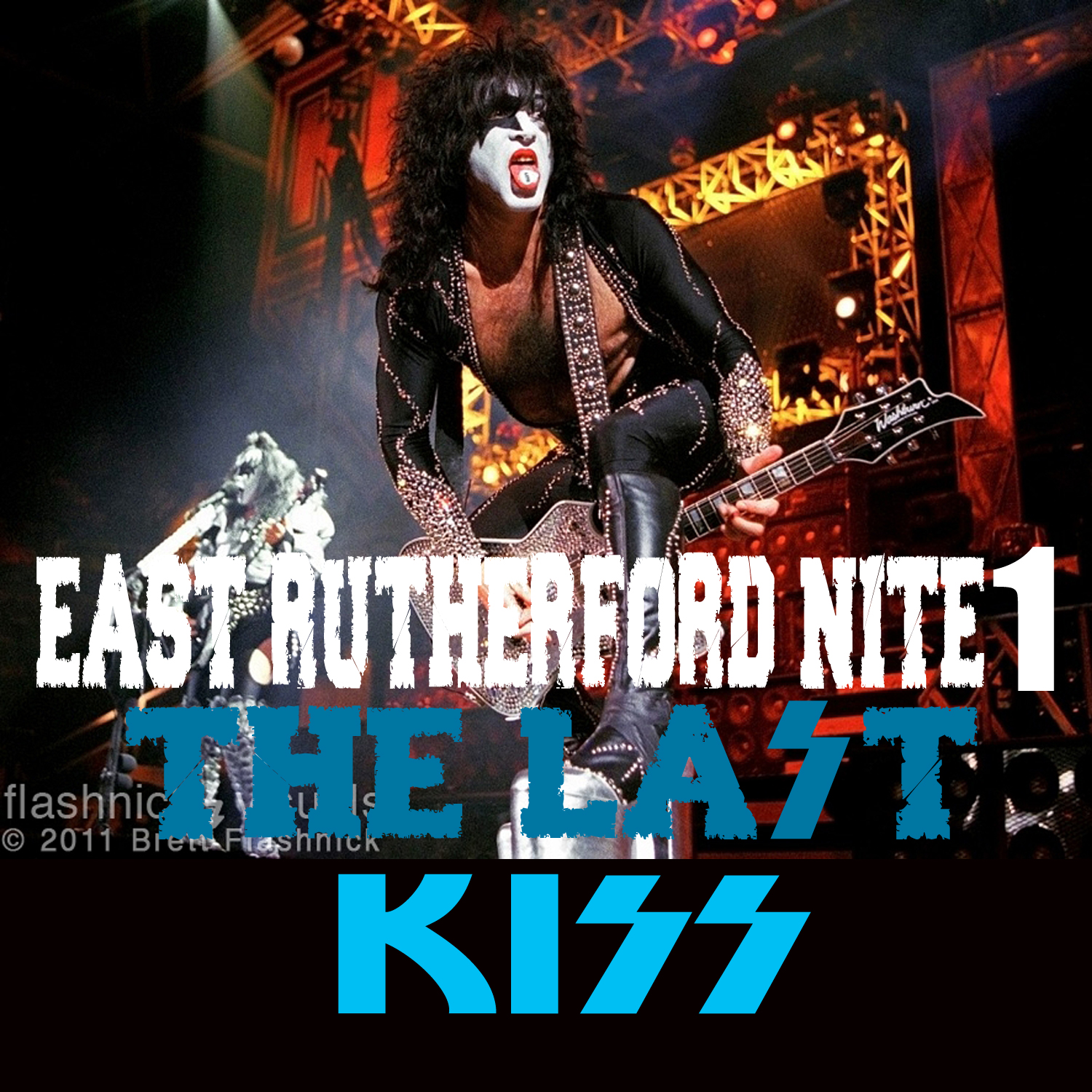 KISSINWPG Covers!: East Rutherford New Jersey 2000
