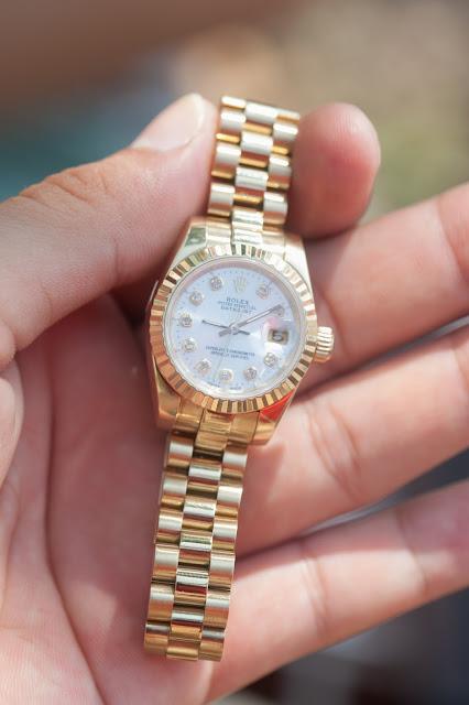 Đồng hồ rolex fake 1 tại hà nội RN39
