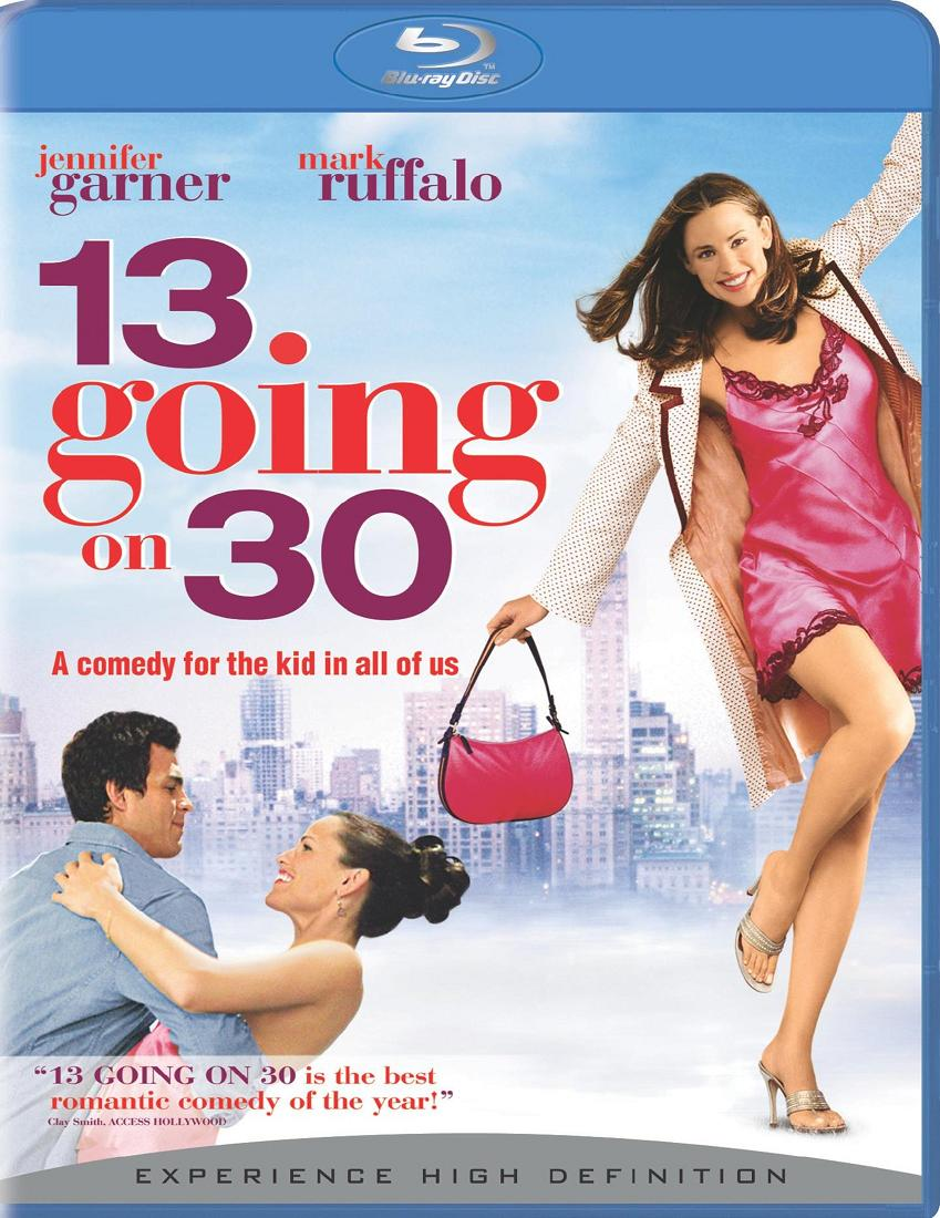 13 Going On 30 2004 DVD CUSTOM HD Mega