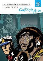 Corto Maltés - La Laguna de Los Misterios,Hugo Pratt,Norma Editorial  tienda de comics en México distrito federal, venta de comics en México df
