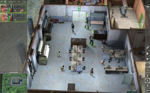 Jagged Alliance Collectors Bundle PC Game Screenshot 4 Jagged Alliance: Collectors Bundle PROPHET