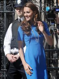 Kate baby bump photos