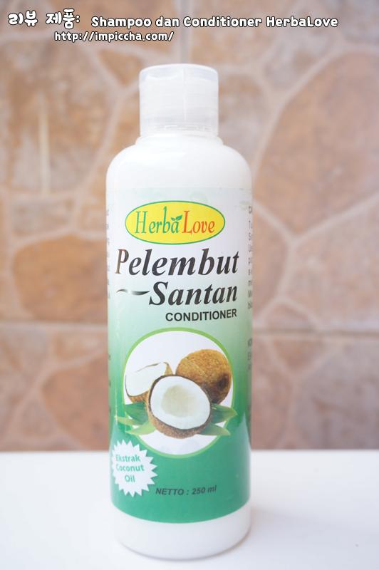 Shampoo dan Conditioner Merang Miri HerbaLove
