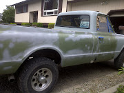 Mostly) 1972 Chevy 3/4 Ton. mostly) 1972 Chevy 3/4 ton
