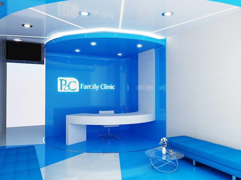 TFQ Architects Desain Proposal Klinik Pengobatan