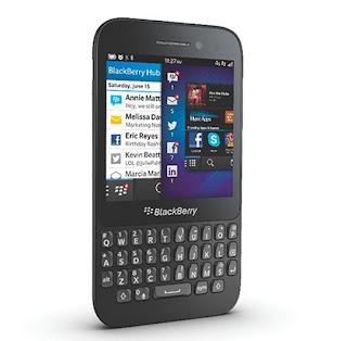 Harga Dan Spesifikasi Blackberry Q5 Terbaru
