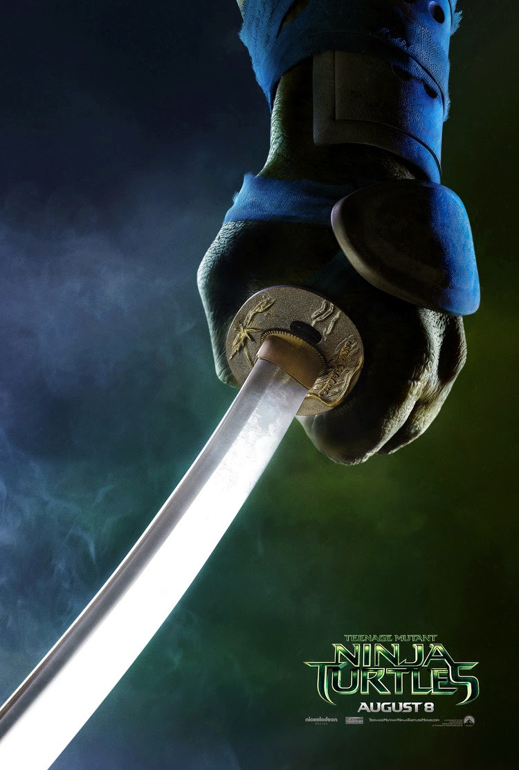 Teenage Mutant Ninja Turtles Teaser Poster