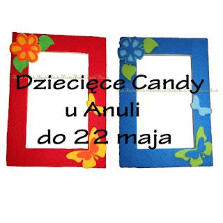 Zapraszam na moje dziecięce candy