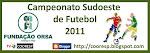 1ª e 2ª Rodada do Campeonato Sudoeste de Futebol 2011
