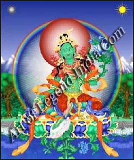 Tantric God Tara