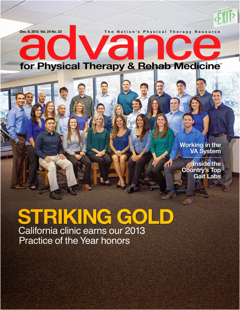 Advance physical therapy magazine - Http Physical Therapy Advanceweb Com Features Articles On The Podium 2 Aspx