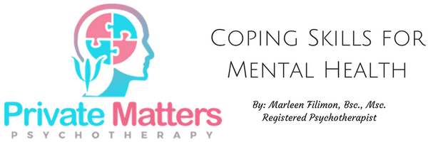 Coping Skills for Mental Health
