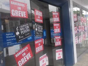 Bancários de AL recorrem da decisão da Justiça do Trabalho sobre greve