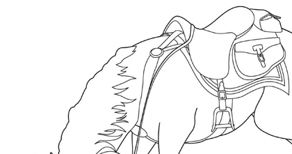 Maximus cheval coloriage princesse raiponce disney - Raiponce cheval ...