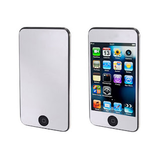 6x Mirror Screen Guard Cover Protector Shield Film For Apple iPod Touch 4