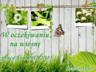 W oczekiwaniu na wiosnę:)
