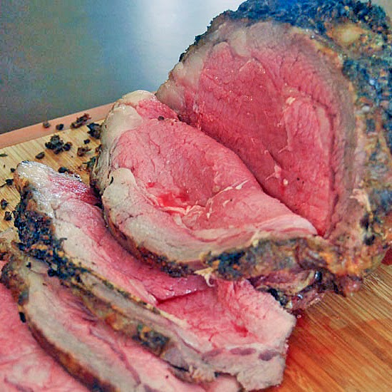 Cooking a Prime Rib Roast