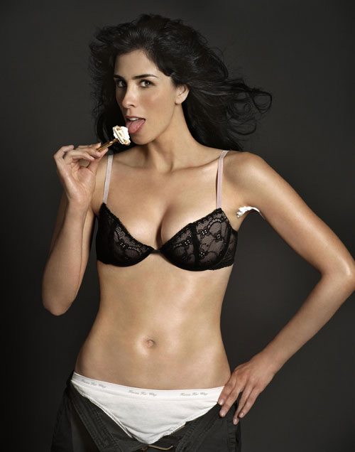Celebrity Nude Century: Sarah Silverman (FINALLY Nude!)