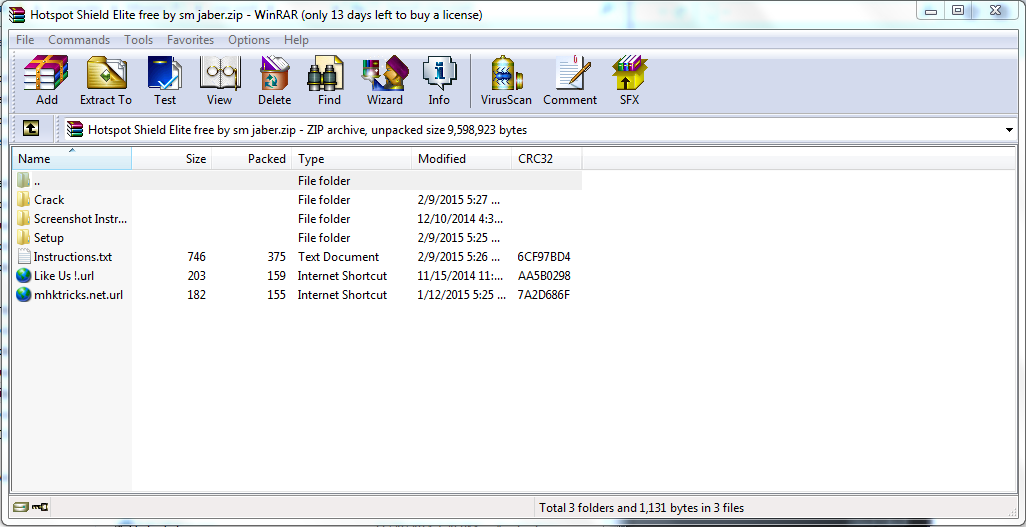 free download winzip file