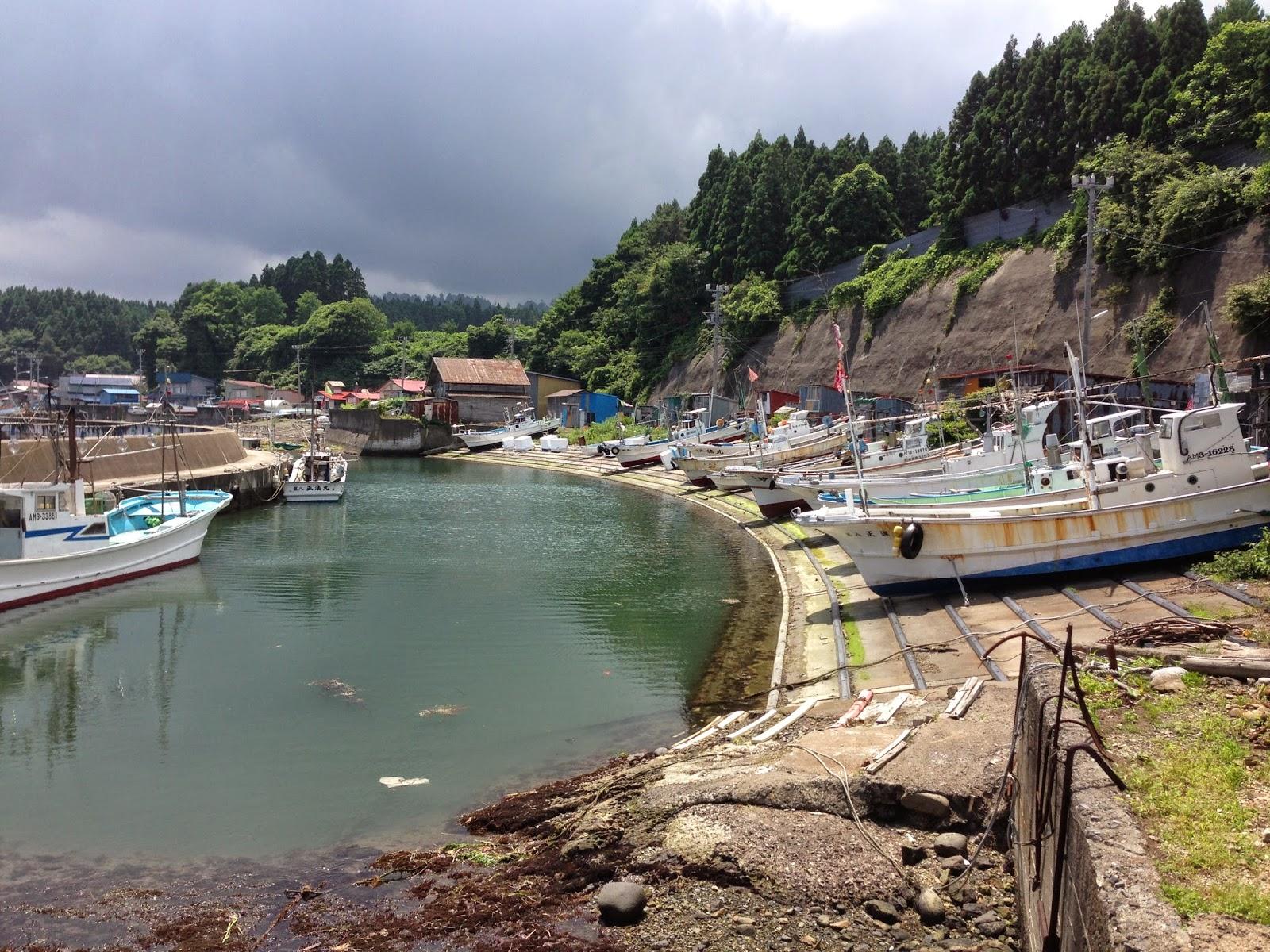aomori coast