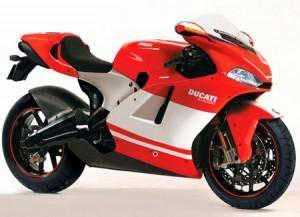 Ducati Desmosedici D16RR NCR M16 motor