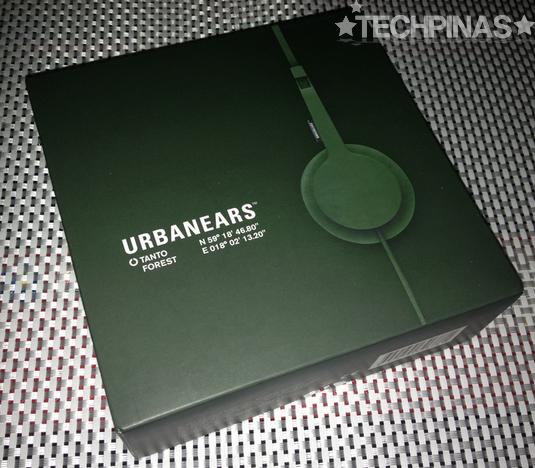 urbanears tanto earphones