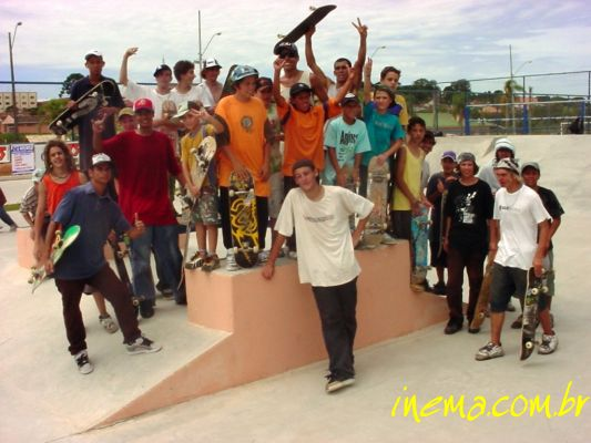Skate Leva Jovens A Um Modo De Vida Peculiar