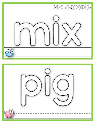 http://www.teacherspayteachers.com/Product/Lets-Learn-our-CVC-Words-play-dough-mats-972242