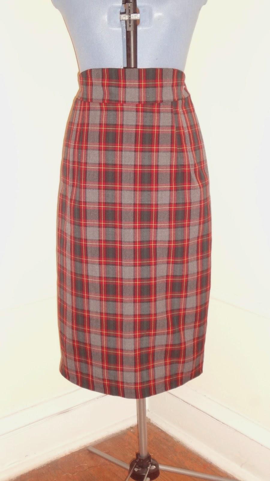 snapped garters dress 9 gertie s pencil skirt