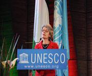 UNESCO General Irina Bokova