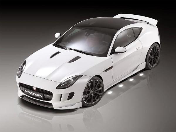 Piecha Design Jaguar F-Type V6 Coupé