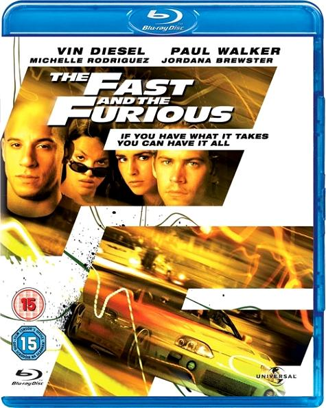 The Fast and The Furious (2001) Bluray Movie Download