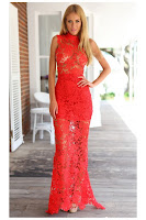 Rochie Pure Red