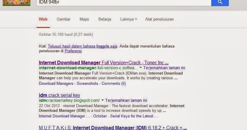 Cara mencari link download Software berbayar menjadi ...