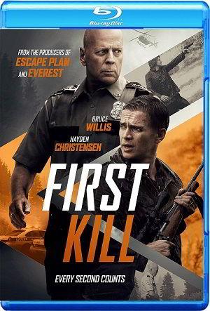 First Kill 2017 BRRip BluRay 720p