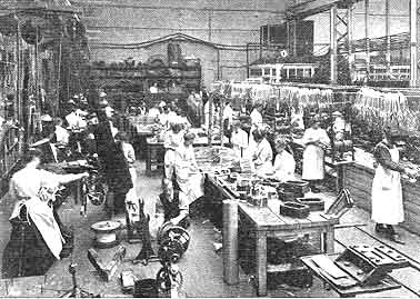 the exploitation of young factory workers in the 1930s Nearly 30 years after may 1968, director hervé le roux set out to discover the identity of the young woman at the center of the wonder factory film, capturing the quest in a documentary of his .