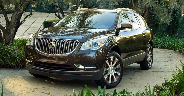 Buick Gets Bronzy With 2016 Enclave Tuscan Edition
