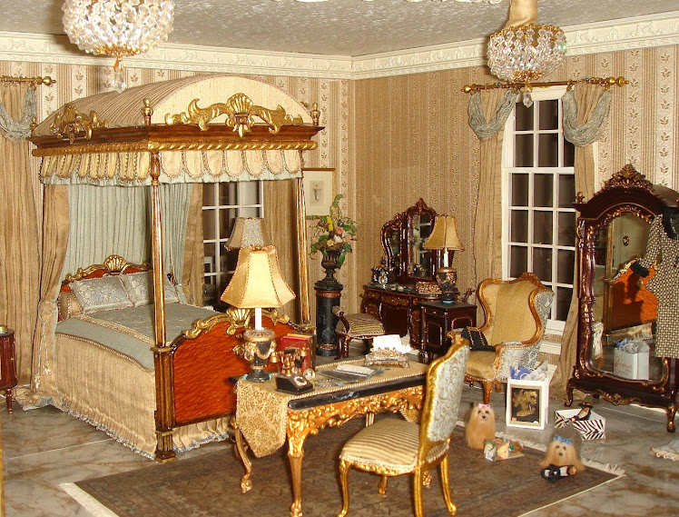 Dollhouse Bedroom By Janyce