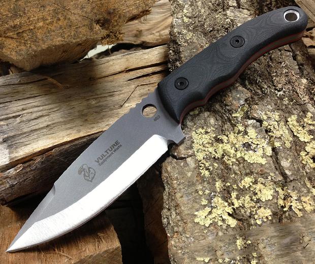 Cholera Fixed Blade Knife